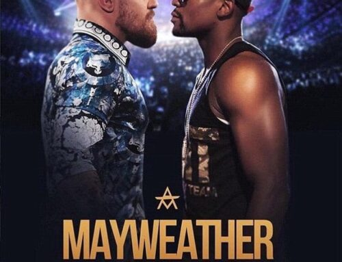 MAYWEATHER VS. MCGREGOR This Saturday at The Sportsbook