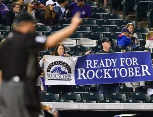 Get Ready for Rocktober at The Sportsbook