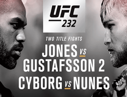 UFC 232 at The Sportsbook – NO COVER