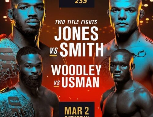 UFC 235 – March 2 at The Sportsbook – No Cover