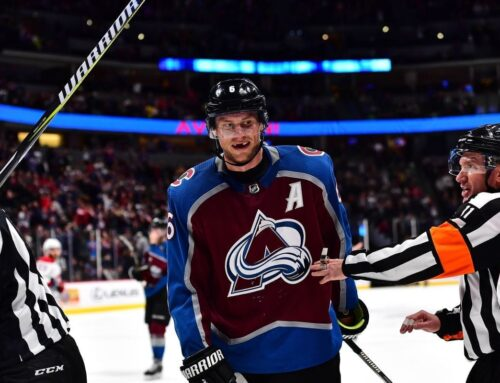 Support The Colorado Avalanche – Watch at The Sportsbook