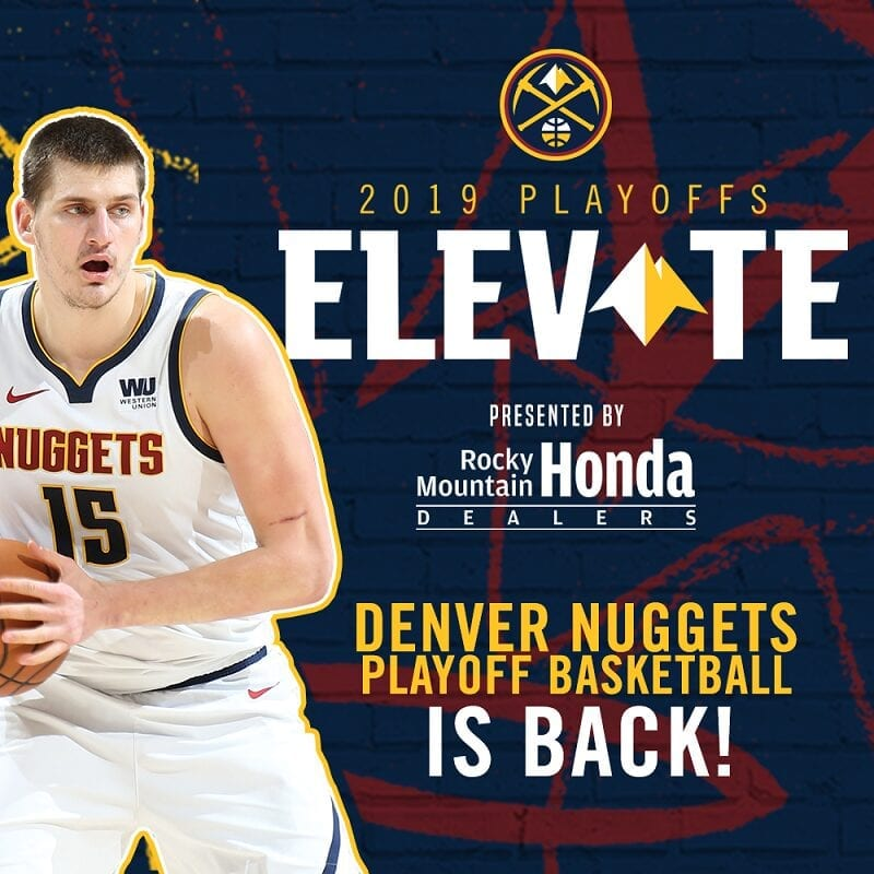 Watch The Nuggets at The Sportsbook Bar & Grill