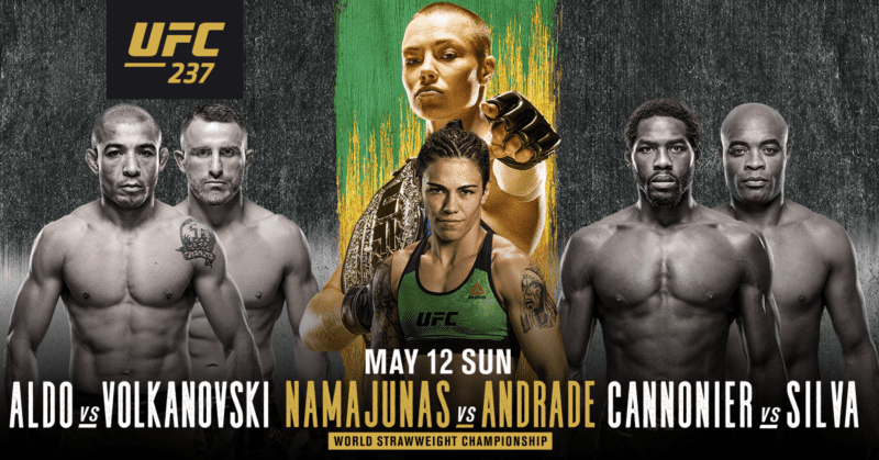 UFC 237 at The Sportsbook