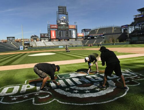 Colorado Rockies Home Opener is April 5