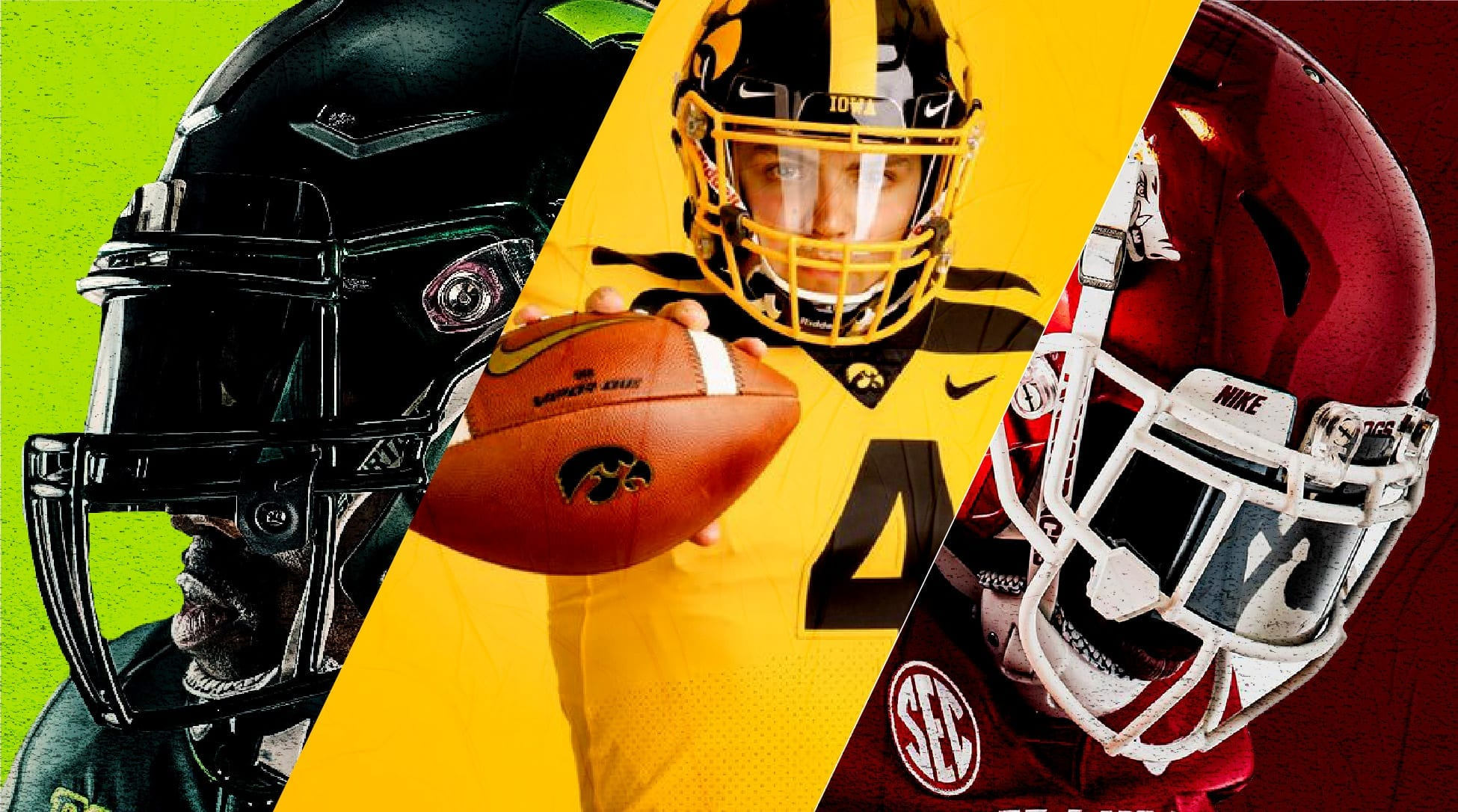 Watch college football at The Sportsbook