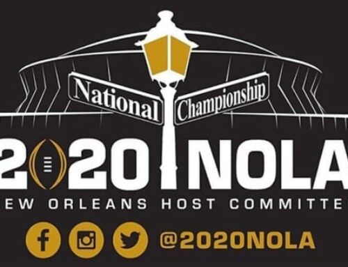 Watch The 2020 National Championship At The Sportsbook