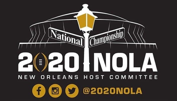 Watch the 2020 National Championship at The Book