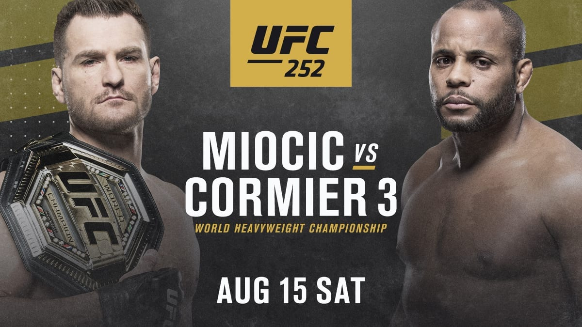 UFC 252 at The Sportsbook Greenwood Village and Wash Park