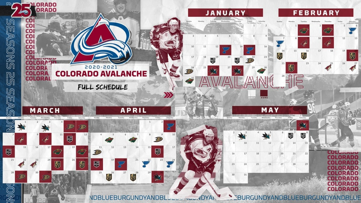 Watch Colorado Avalanche at The Sportsbook Bar & Grill